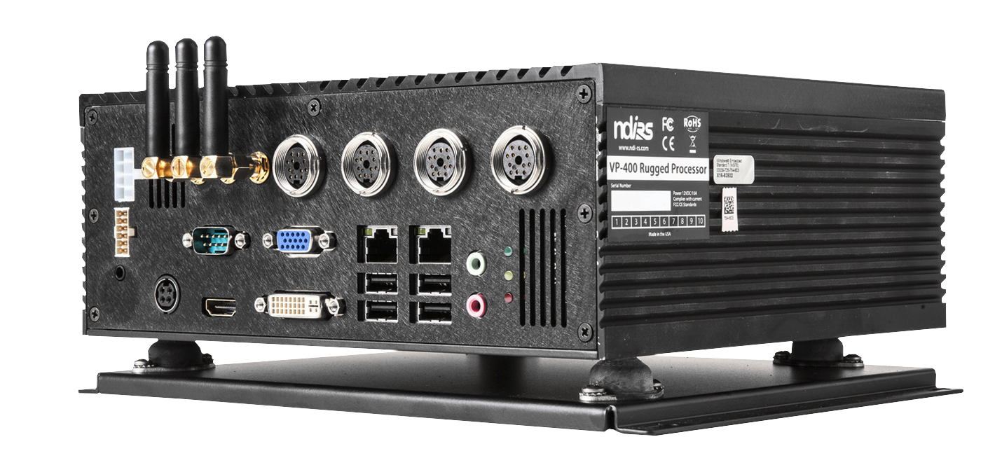 Mobile ALPR Solutions   NDI Recognition Systems